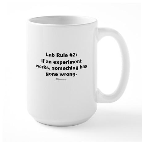 Lab Rule #2 - Mugs