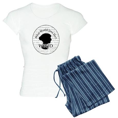 WWJD Women's Light Pajamas