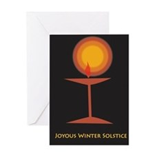 UU Winter Solstice Greeting Cards
