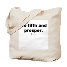 Go Fifth -  Tote Bag