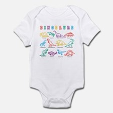 DINOSAURS Infant Bodysuit