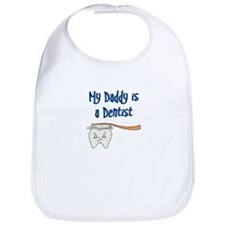 My Daddy Is A Dentist Bib