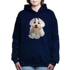 bichon2.png Hooded Sweatshirt