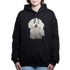 bichon.png Hooded Sweatshirt