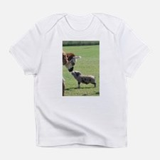 GEE Funny Farm greeting Infant T-Shirt