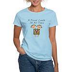 Probverbs 17:17 Women's Light T-Shirt