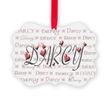 Darcy Heart Ornament