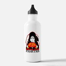 Muay Thai Fighter Water Bottle