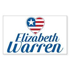 Elizabeth Warren Bumper Stickers
