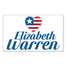 Elizabeth Warren Decal