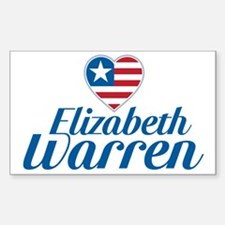 Elizabeth Warren Decal