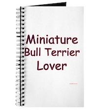 Mini Bull Lover Journal