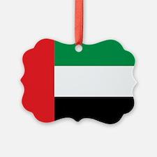 UAE Flag Ornament