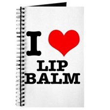 I Heart (Love) Lip Balm Journal