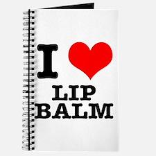 I Heart (Love) Lip Balm Journal