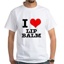 I Heart (Love) Lip Balm Shirt