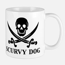 Scurvy Dog Mugs