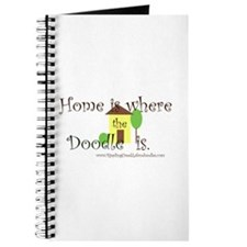 Home Is Where The Doodle Is Journal