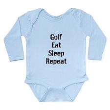 Golf Eat Sleep Repeat Body Suit