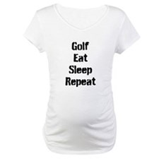 Golf Eat Sleep Repeat Shirt