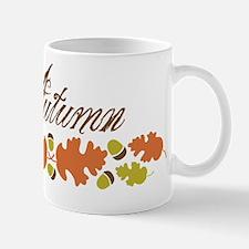 Autumn Mugs