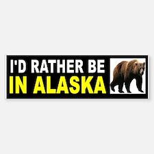 ALASKA Bumper Bumper Bumper Sticker