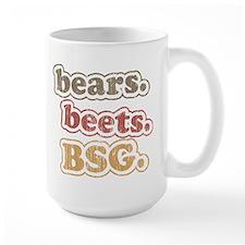 bears. beets. BSG. Mugs