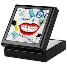 Dentist.jpg Keepsake Box