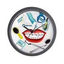 Dentist.jpg Wall Clock