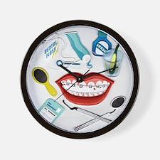 Dentist.jpg Wall Clock