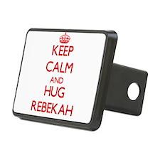 Keep Calm and Hug Rebekah Hitch Cover