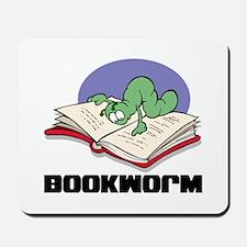 Bookworm Book Lovers Mousepad