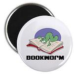 Bookworm Book Lovers Magnet