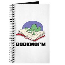 Bookworm Book Lovers Journal