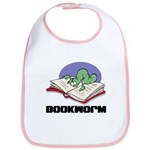 Bookworm Book Lovers Bib