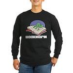 Bookworm Book Lovers Long Sleeve Dark T-Shirt