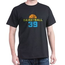 Custom Basketball Player 39 T-Shirt