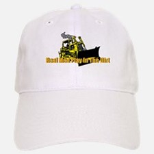 Real Men Play In The Dirt Baseball Baseball Baseball Cap