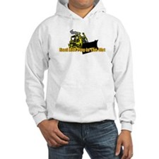 Real Men Play In The Dirt Hoodie