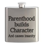 Parenthood builds Character and causes insanity Fl