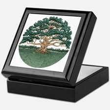 The Wisdom Tree Keepsake Box