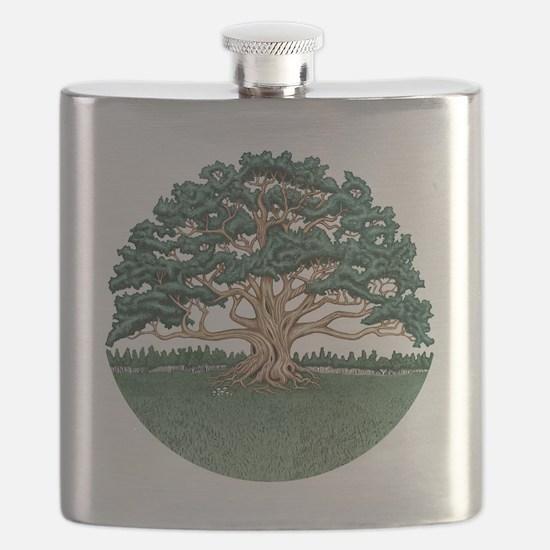 The Wisdom Tree Flask
