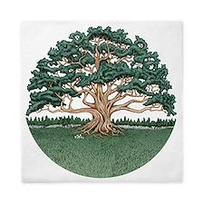 The Wisdom Tree Queen Duvet