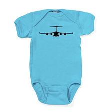 Cute Oef Baby Bodysuit