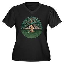 The Wisdom Tree Plus Size T-Shirt