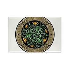 Celtic Lilly Magnets
