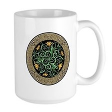 Celtic Lilly Mugs