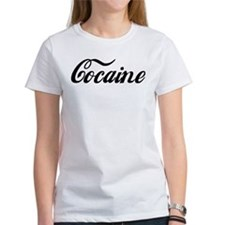 Cocaine Ringer Tee T-Shirt
