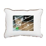 Inspirational Rectangle Canvas Pillows