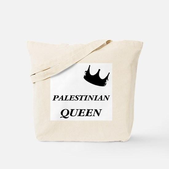 Palestinian Queen Tote Bag
